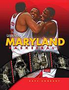 legends of maryland